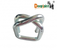 Wire Steel Buckle for Polyester composite strap packing